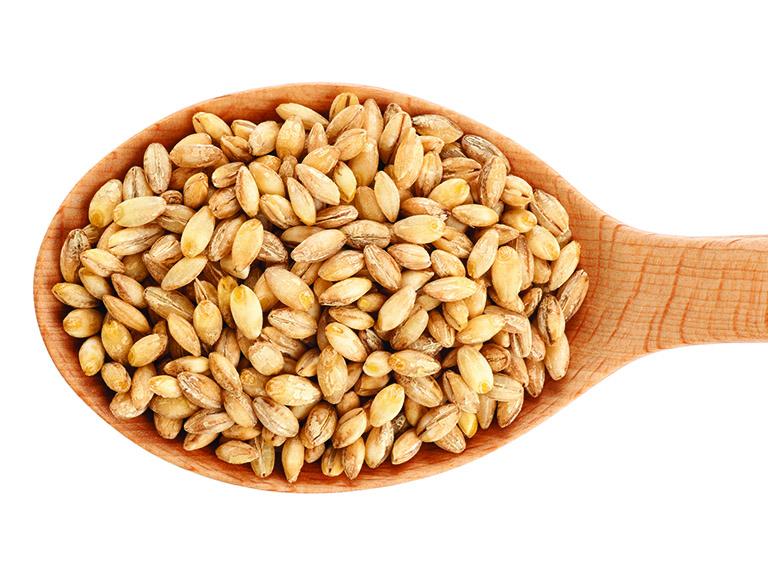 Barley has similar cholesterol lowering capabilities as oats.